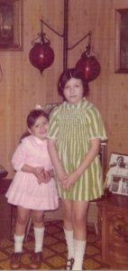 Las hermanas...