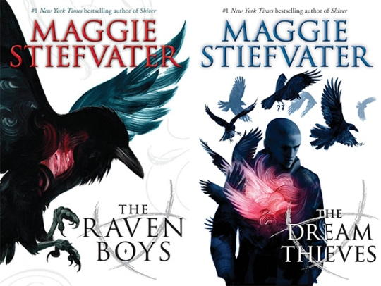 The Raven Cycle Series